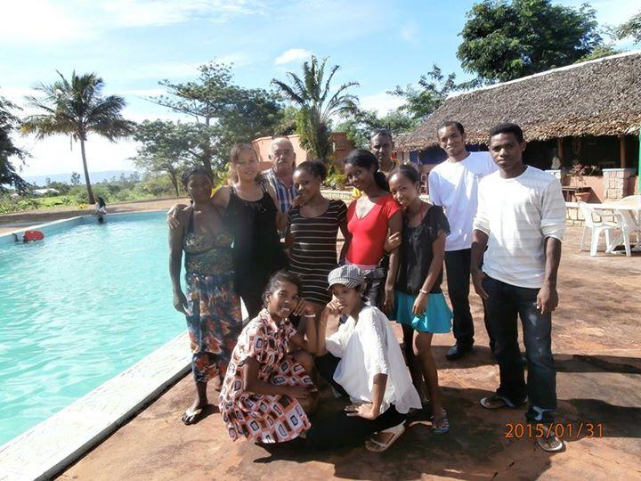 Equipe de l'Agence Immobilière DIANA