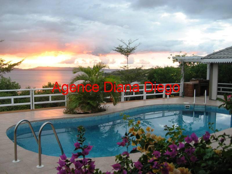 www.diego-suarez-immobilier.com vente villa piscine Diego-Suarez Madagascar