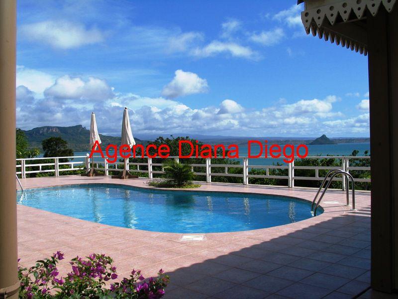 www.diego-suarez-immobilier.com vue mer Pain de Sucre Diego-Suarez Madagascar