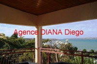 www.diego-suarez-immobilier.com vue de la terrasse