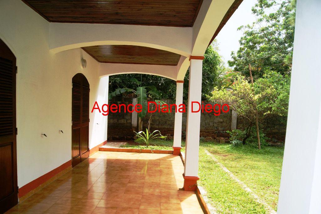 Location villa neuve 4 chambres Diego-Suarez www.diego-suarez-immobilier.com