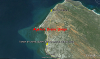 Terrain en vente 3000 m² Route de Ramna