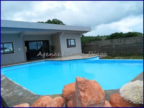 Vente maison piscine vue baie de diego immobilier diego for Piscine vente
