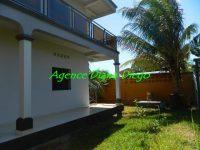 Villa neuve location deux appartements Diego-Suarez