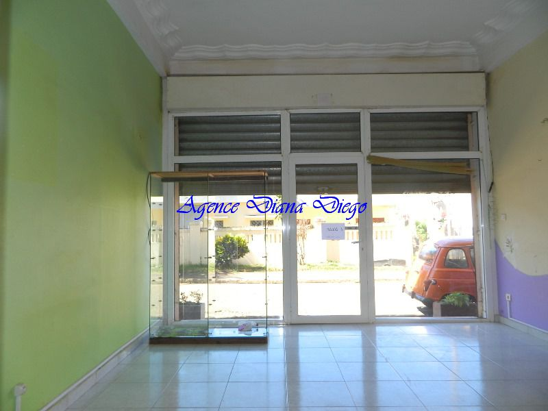 Location local commercial Diego-Suarez