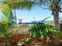 Location villa route Université Diego