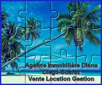 Location villa vacances bord de l'eau route Ramena Diego-Suarez