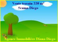 303 m² Vente terrain Scama Diego