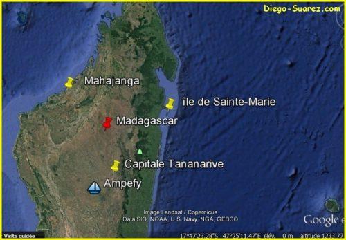 Vente grande villa lac Kavitaha Madagascar
