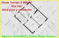 Avenir 21 Diego-Suarez Vente terrain 3 900 m²