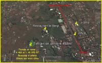 Vente beau terrain Antafiamalama Antanamitarana Diego-Suarez