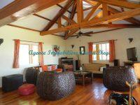 Vue mer piscine vente belle villa Diego-Suarez Madagascar