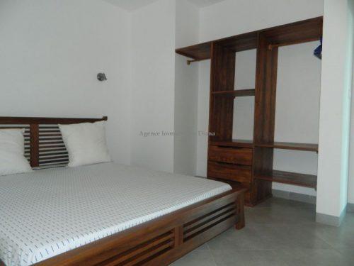 Location appartement meubl deux chambres vue mer centre for Appartement meuble location