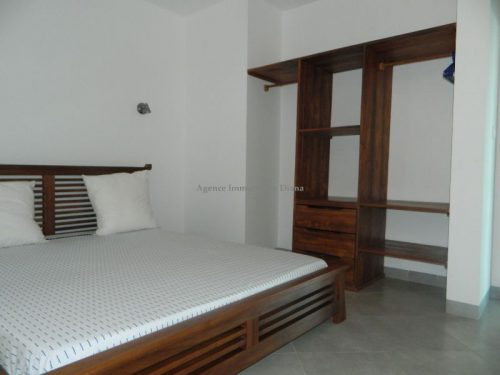 Location appartement meubl deux chambres vue mer centre for Location meuble nice centre ville